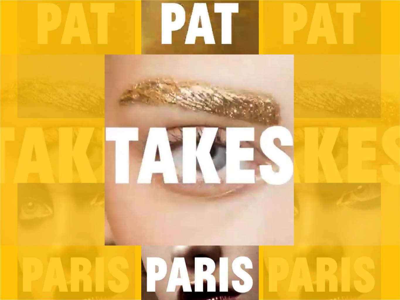 PAT TAKES PARIS